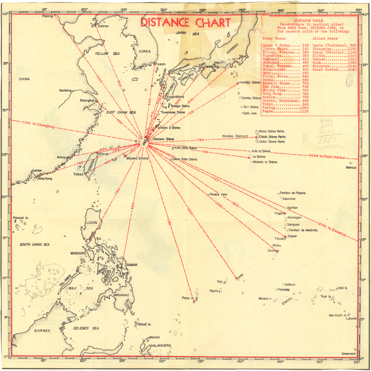 Map Of Japan Yms 299