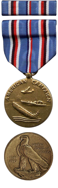American Theater Campaign Medal
