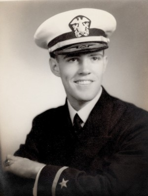 Ensign Marty E Roberts, 1943